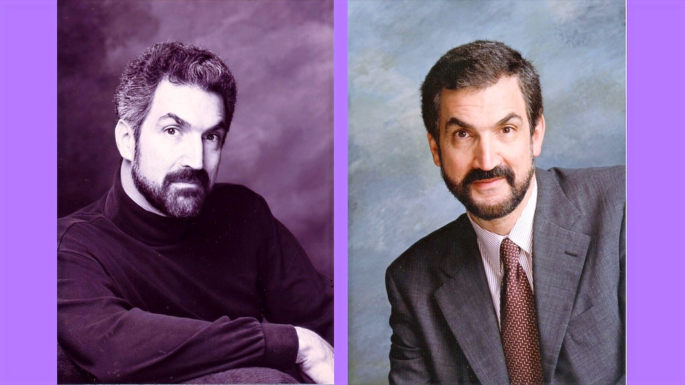 Illustration: Daniel Pipes, Daniel Pipes (Courtesy Daniel Pipes from his website [CC BY-SA 3.0]