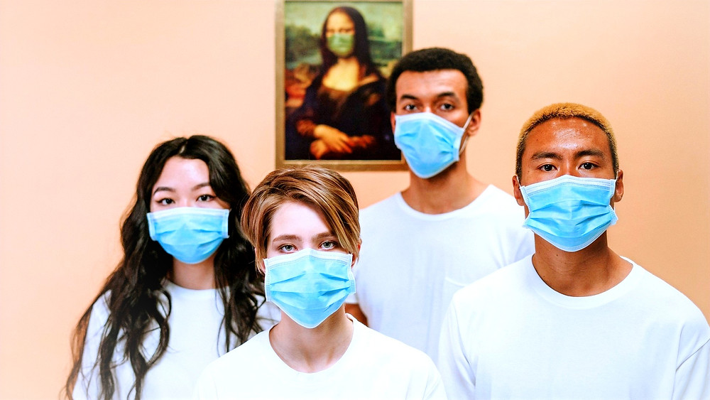 Illustration: Health Workers Wearing Face Masks by cottonbro via Pexels [Pexel license]