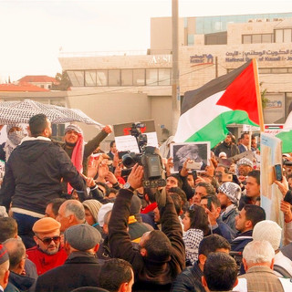 Opinion: Jordan's Economic Crisis Can Solve The Palestinian-Israeli Conflict