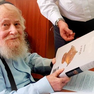 Rabbi Steinsaltz: A Zionist Appreciation