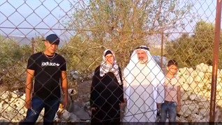 """WATCH: """"Settlers"""" Save Sheikh from Abbas"""
