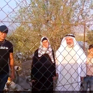 "WATCH: ""Settlers"" Save Sheikh from Abbas"