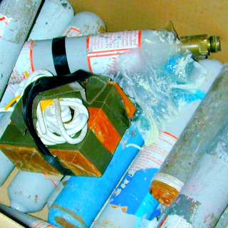 How Does Helium for Terror Balloons Get Into Gaza?