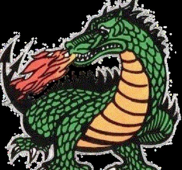 Lakeside Dragons Logo1, Ohio