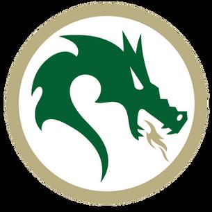 Lakeside Dragons Logo, Ohio