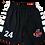 Thumbnail: Harmony Elite Canes - Shorts: Black