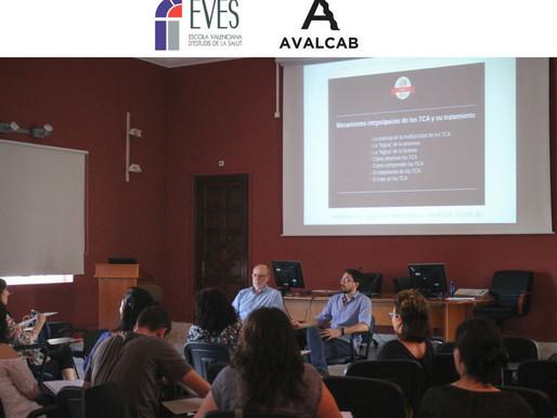 Jornada de Prevención de los Trastornos de la Conducta Alimentaria en el EVES de Valencia