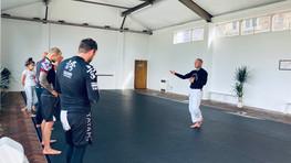 Brazilian jiu jitsu Bristol art of movem