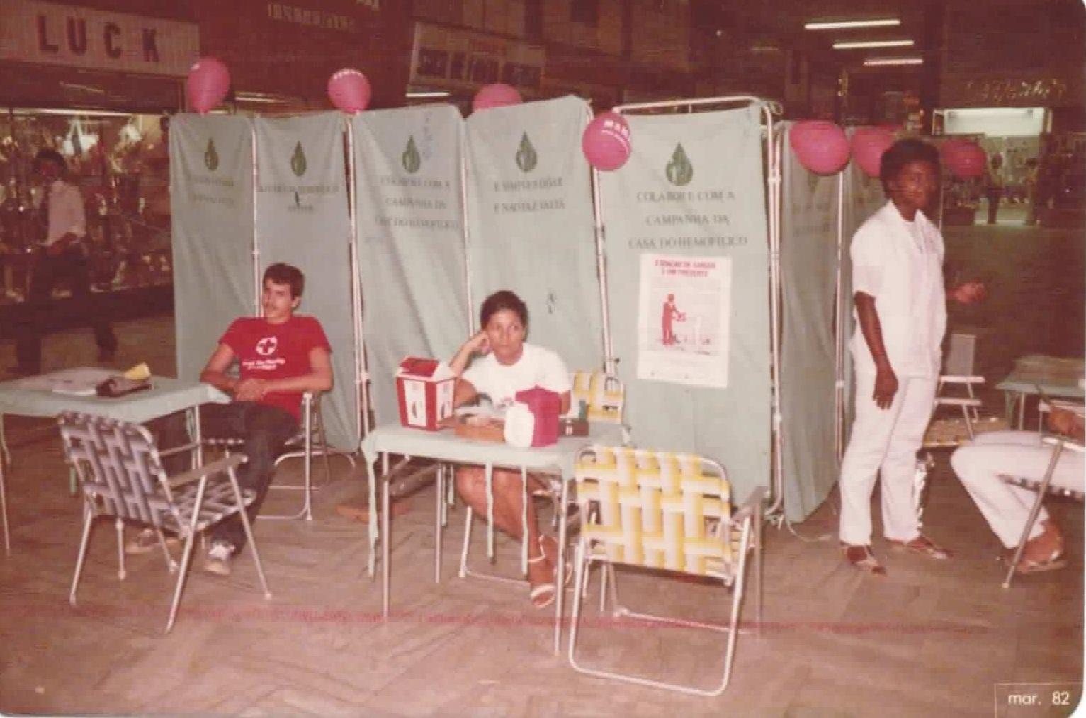 AEC promovendo campanha vacinação