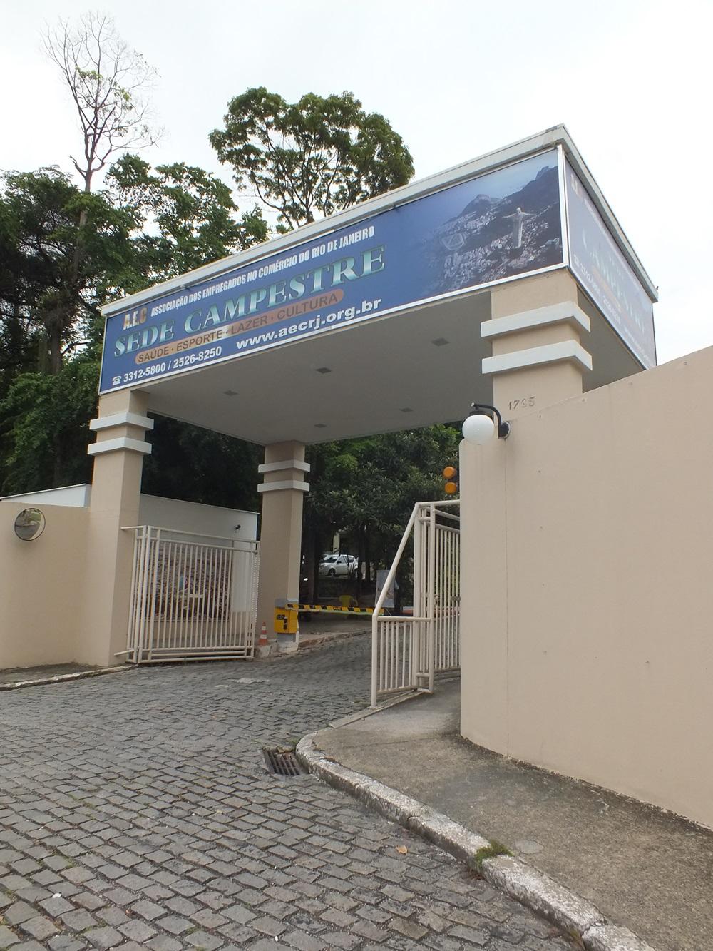 Entrada Sede Campestre