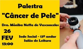 Palestra sobre o Câncer de Pele