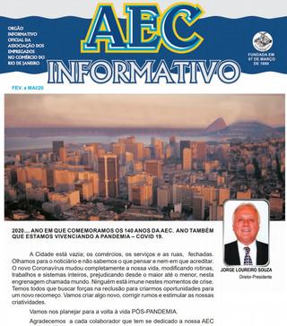 Novo informativo da AEC-RJ