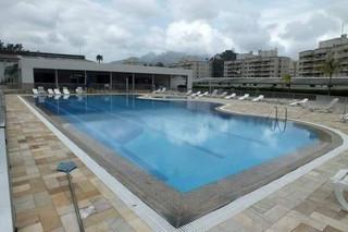 Liberação do uso das piscinas - Sede Campestre