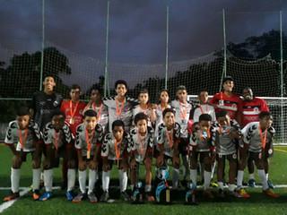Equipe AEC RJ/ St Pauli campeã Fut 7