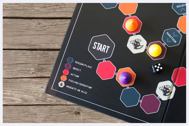Gutterhead Adult Board Game