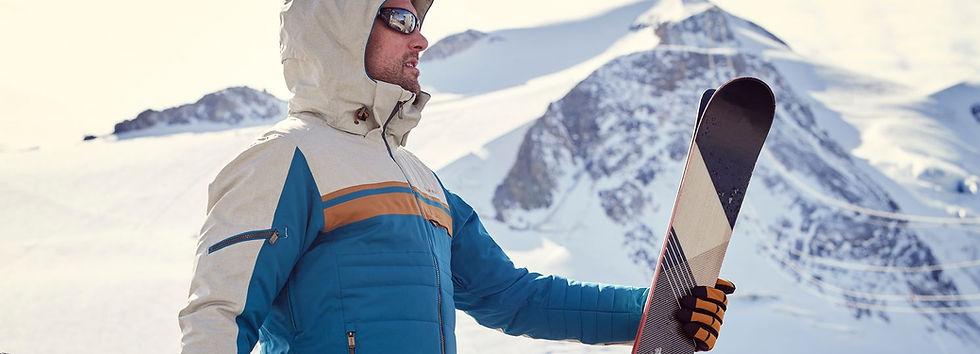 Mens plus size ski wear. Mens ski jackets and ski trousers in sizes 4XL, 5XL, 6XL, 7XL, 8XL