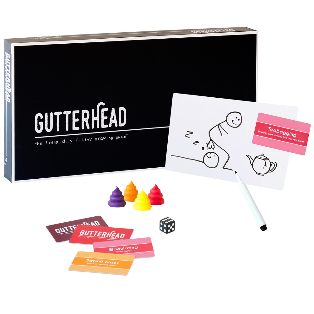 Gutterhead Christmas Party Game