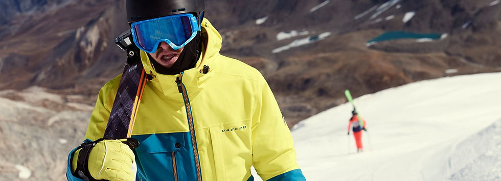 Mens and womens plus size ski wear. Mens and womens ski jackets and ski trousers in all plus sizes
