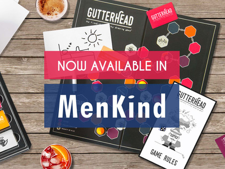 Our brand of fiendishly filthy humour is now available in MenKind