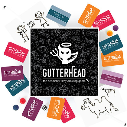 Gutterhead - Adult Party Game