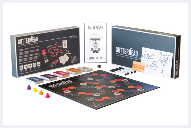 Gutterhead Party Game
