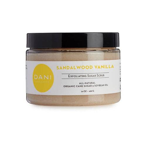 Sugar Scrub- Sandalwood Vanilla
