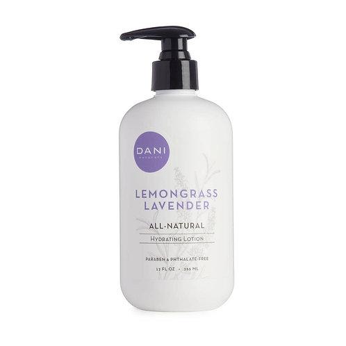 Hydrating Lotion- Lemongrass Lavender