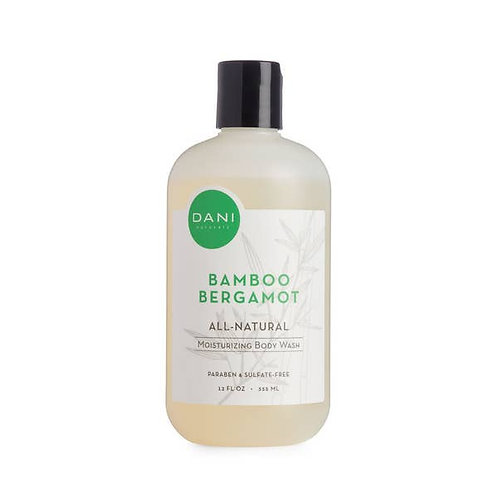 Moisturizing Body Wash- Bamboo Bergamont