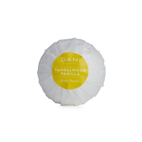 Bath Bomb- Sandalwood Vanilla