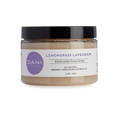 Sugar Scrub- Lemongrass Lavender