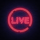 live-neon-sign-live-stream-design-templa