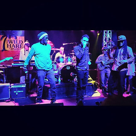 bazil liev concert a chicago with flex crew band the wild hare