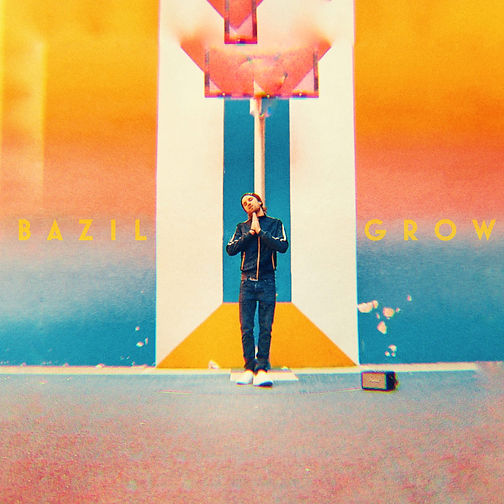 bazil grow album cover reggae