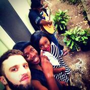 bazil hope road rehearsal jamaica bob marley concert