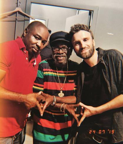 Bazil johnny osbourne reggae concert