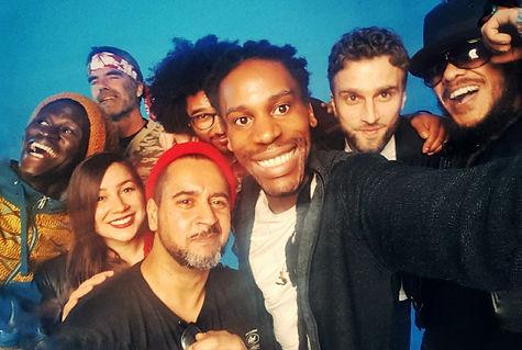 bazil with sara lugo pierpoljak yaniss odua lidiop max livio for wiliams brutus album remix won't turn around remix reggae