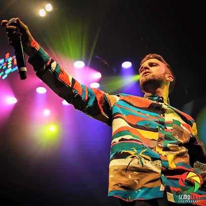 bazil en concert a la cigale live reggae