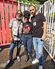 Bazil reggae winston mac anuff jamaica