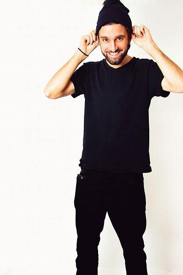 photo de bazil presse reggae smile