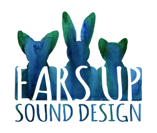 EarsUp Sound Design Mark Caspary Matt Glenn