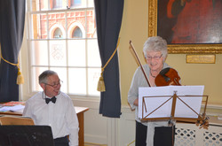 Our wonderful musicians