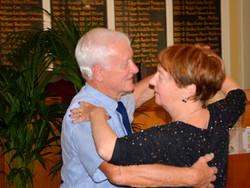 Margaret Greenwood & husband Colin