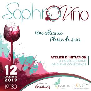 Sophrologie & dégustation de vins - Parenthèse sensorielle - Les 5 sens en action