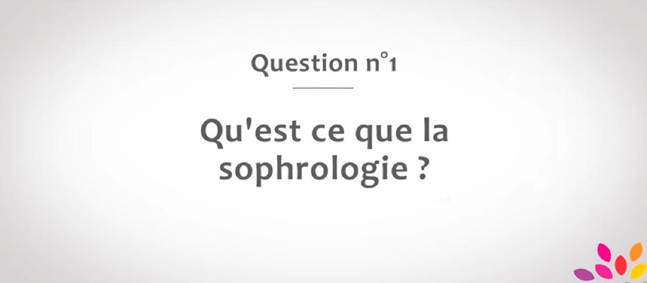 Mais alors, qu'est ce que la  sophrologie ?