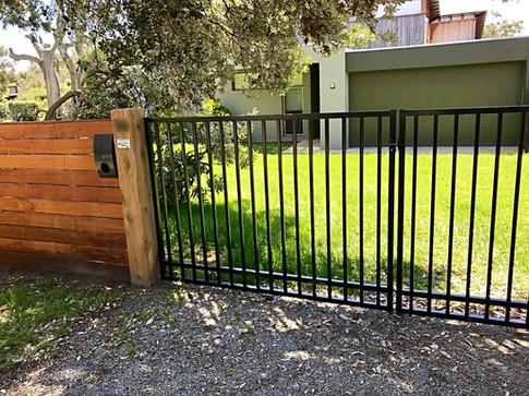 Gate _ Black _ Steel _ Island Timber Fencing_edited.jpg