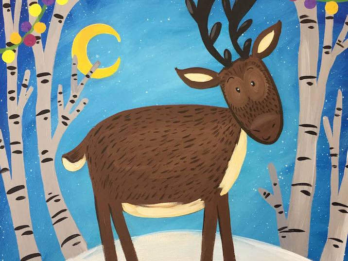 Caribou Christmas