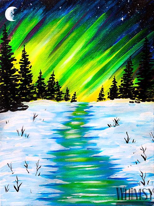 Winter's Night Lights