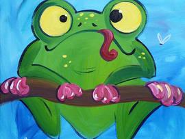 Oggy the Froggie KC