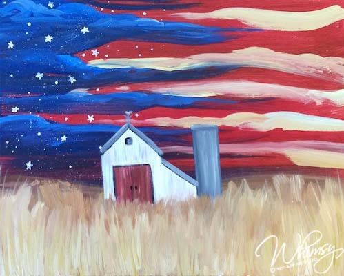 Patriotic Prairie