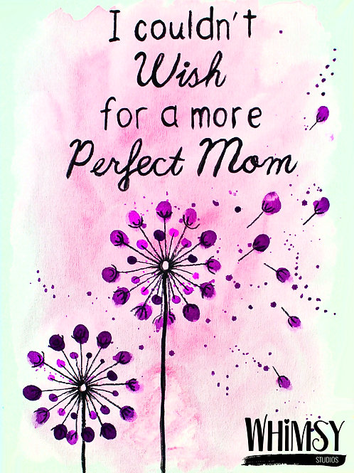 Mother's Day Greetings Wish